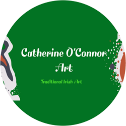 Logo for Catherine O'Connor Art