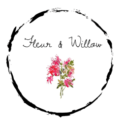Logo for Fleur and Willow
