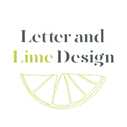 Logo for Letter and Lime Design