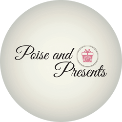 Logo for Poise and Presents