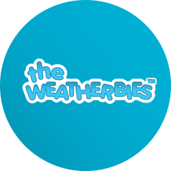 Logo for The Weatherbies
