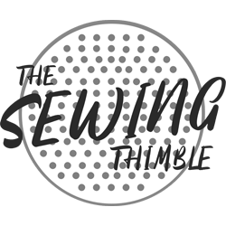 Logo for The Sewing Thimble