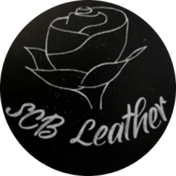 Logo for SCB Leather