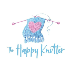 Logo for The Happy Knitter
