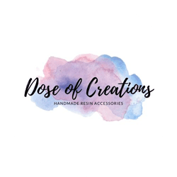 Logo for Dose of Creations