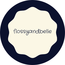 Logo for Flossy and Belle