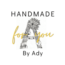 Logo for Handmade by Ady