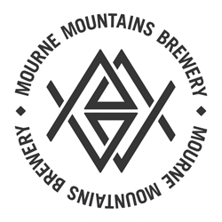Logo for Mourne Mountains Brewery