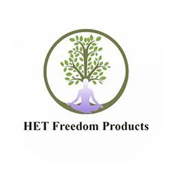 Logo for HET Freedom Products