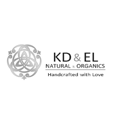 Logo for KD and EL Skincare