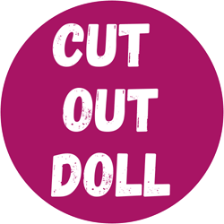 Logo for Cut out doll