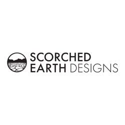 Logo for Scorched Earth Designs
