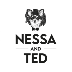 Logo for Nessa and Ted